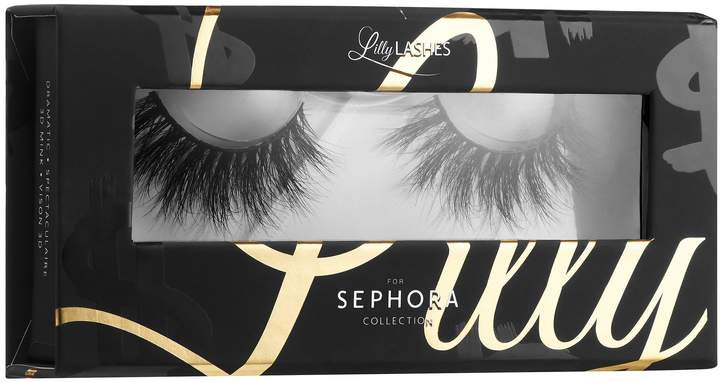COLLECTION - Lilly Lashes x Collection - 3D Mink Lash Miami
