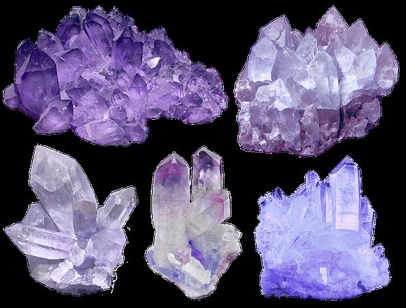 freetoedit sticker crystal crystals amethyst amethystcr...