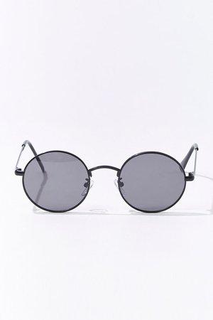 Premium Round Metal Sunglasses | Forever 21