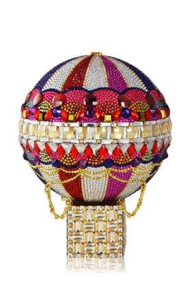 Hot Air Balloon Crystal Clutch By Judith Leiber Couture | Moda Operandi