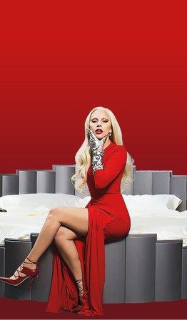AHS Hotel Duchess Lady Gaga