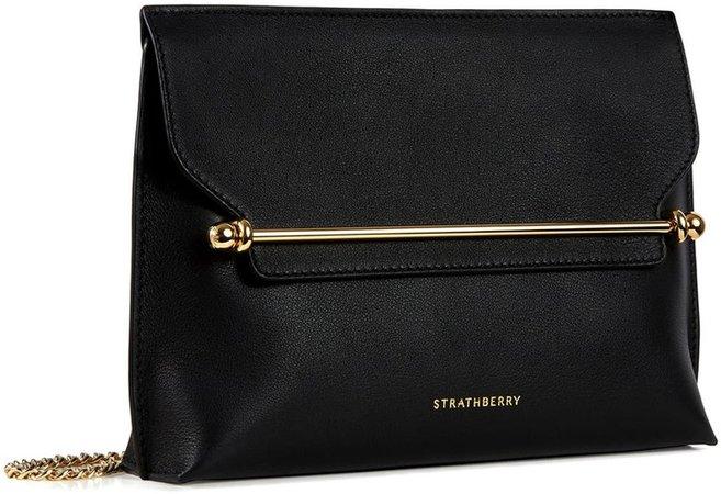 Stylist Leather Shoulder Bag