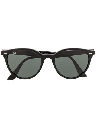 Ray-Ban Round Frame Sunglasses - Farfetch