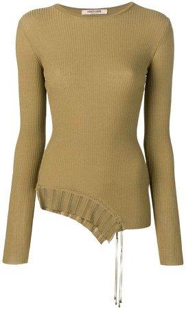asymmetric pullover
