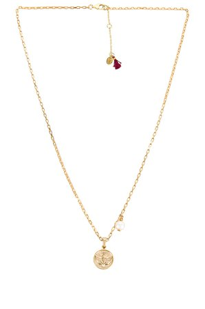 SHASHI Naomi Necklace in Gold | REVOLVE