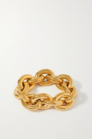 Bottega Veneta | Gold-tone bracelet | NET-A-PORTER.COM