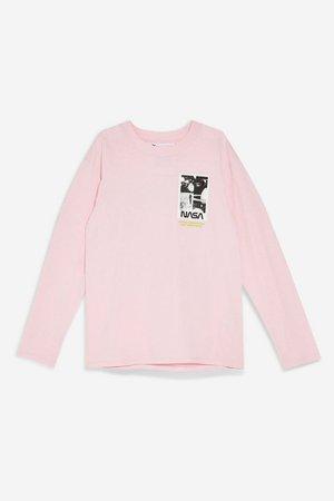 Nasa Give Me Space T-Shirt | Topshop