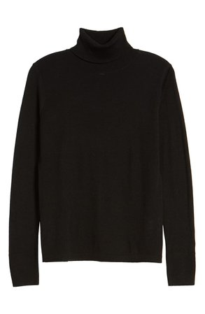1901 Turtleneck Merino Wool Blend Sweater | Nordstrom