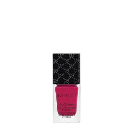 Bougainville, Bold High-Gloss Lacquer - Gucci Nail Polish 36740599PRD6580