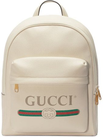 Gucci Gucci Print leather backpack $1,980 - Buy SS19 Online - Fast Global Delivery, Price