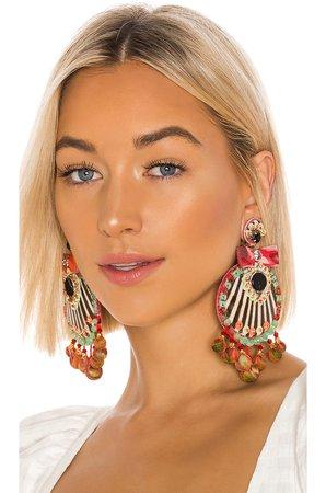 Circus Earring