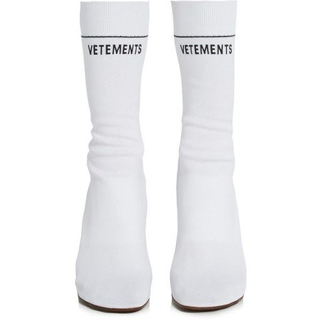 vetements white heels - Google Search
