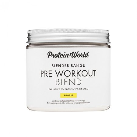 Slender Pre-Workout   Weight Loss & Energy   Protein World