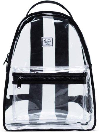 Nova Clear Mid Volume Backpack