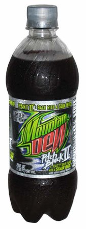 REVIEW: Mountain Dew Pitch Black 2 - The Impulsive Buy