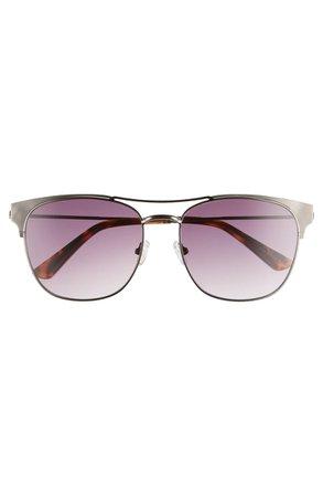 Sam Edelman 58mm Gradient Aviator Sunglasses | Nordstrom