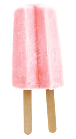 pink popsicle