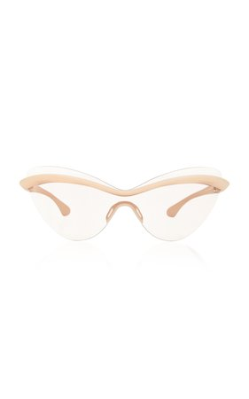 Mykita Cat-Eye Acetate Sunglasses