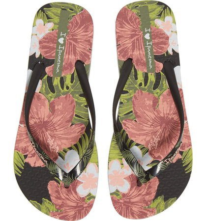 Ipanema I Love Sun Flip Flop (Women) | Nordstrom