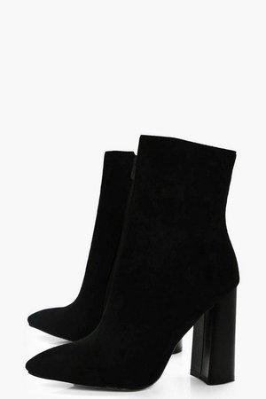 Pointed Sock Boots | Boohoo