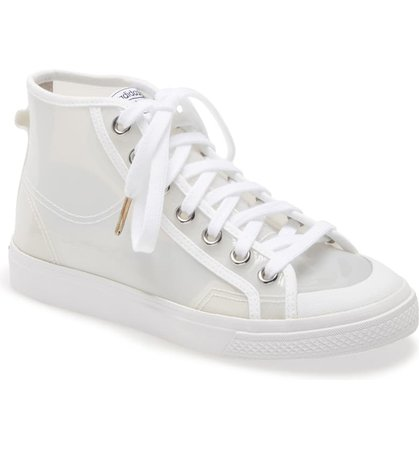 adidas Nizza Opaque High Top Sneaker (Women) | Nordstrom