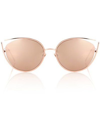 668 C3 cat-eye sunglasses