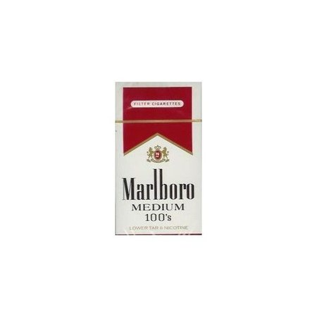 Marlboro Medium 100's