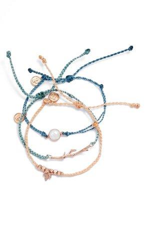 Forest Dawn 3-Pack String Bracelets