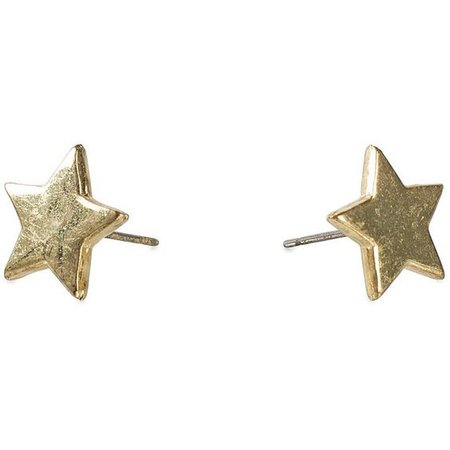 Mint Star Stud Earring (£7.95)