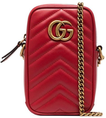 Marmont crossbody phone bag