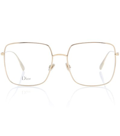 Diorstellaire Square Glasses - Dior Sunglasses | mytheresa.com