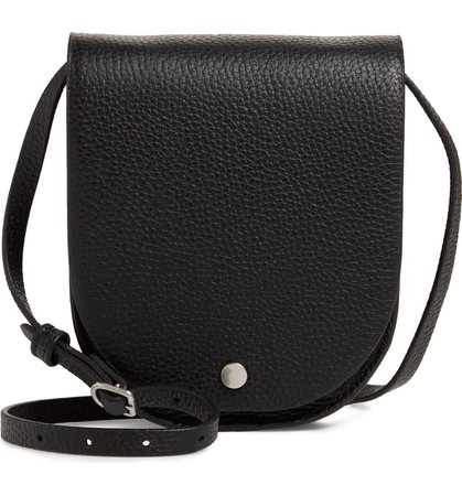 Treasure & Bond Ellis Flap Leather Crossbody Bag | Nordstrom