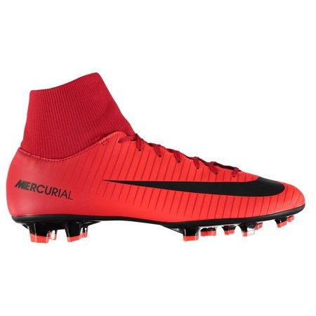 Nike Mercurial Victory DF FG Firm Ground Football Boots Mens Soccer Shoe Cleats