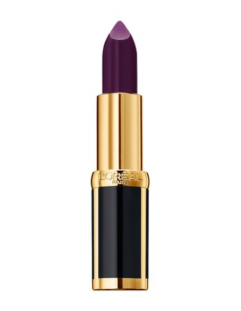 468 Liberation Balmain Dark Purple Lipstick | L'Oréal Paris
