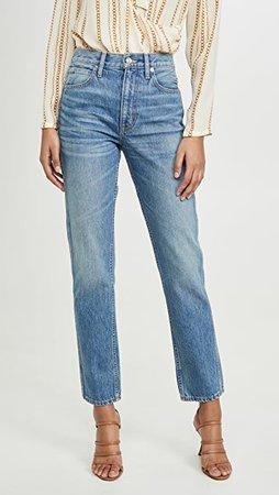 SLVRLAKE Virginia Slim Jeans | SHOPBOP
