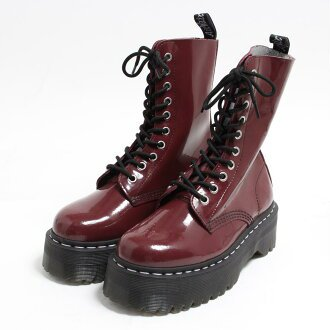 VINTAGE CLOTHING JAM: New article-free article doctor Martin Dr.Martens Agyness Deyn collaboration AGGY 1490 thick-soled double sole 10 hall boots UK4 Lady's 22.5cm /boo2978 | Rakuten Global Market