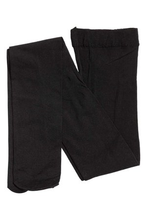 2-pack Lightweight Tights - Black - Kids | H&M US