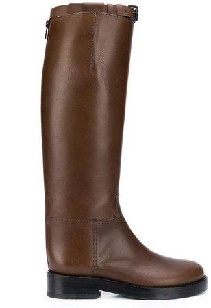 Malta buckled boots