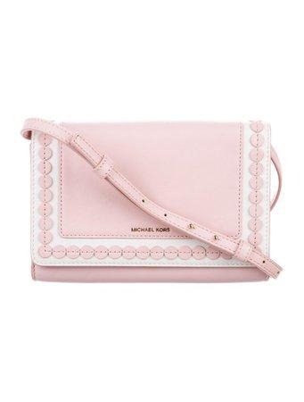 Michael Kors Leather Crossbody Bag - Handbags - MIC82062 | The RealReal