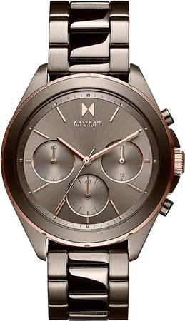 Sport Luxe Chronograph Bracelet Watch, 38mm
