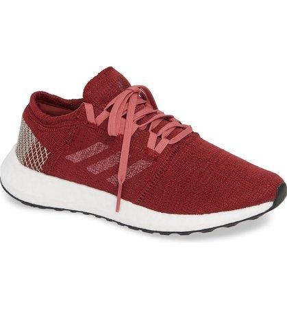 adidas PureBoost X Element Knit Running Shoe (Women)   Nordstrom