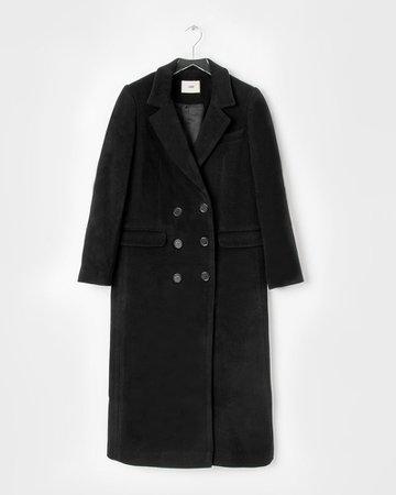 LeBRAND Carole Coat in black   The Dreslyn