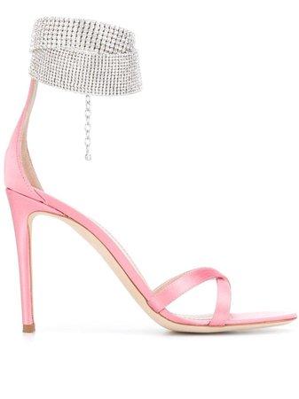 Giuseppe Zanotti Janell sandals pink E900149003 - Farfetch
