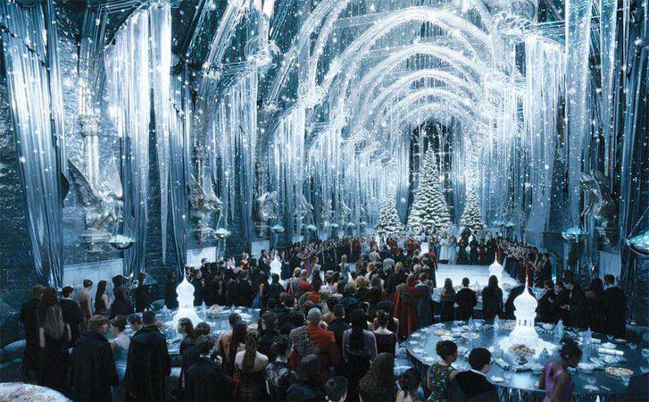 Yule Ball - Harry Potter