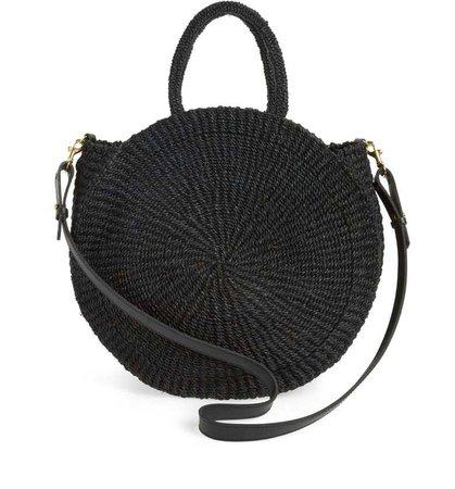 Clare V. Alice Woven Sisal Straw Bag | Nordstrom