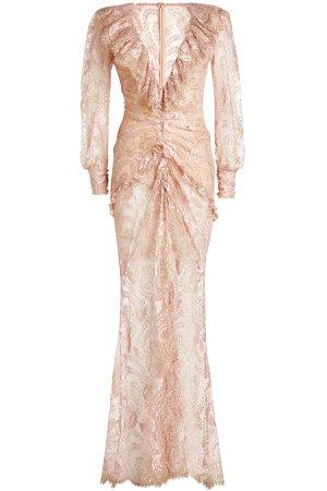 Floor Length Lace Dress Gr. IT 42