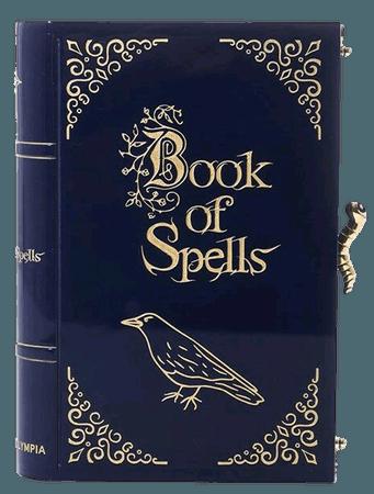 blue book of spells