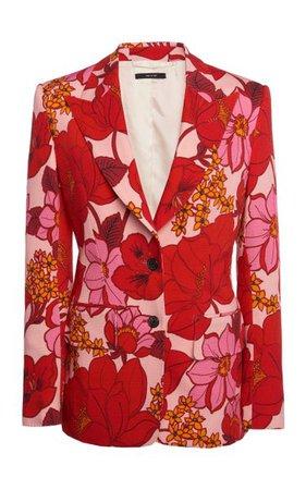 Peak Lapel Tailored Jacket With Flap Pockets By Tom Ford | Moda Operandi