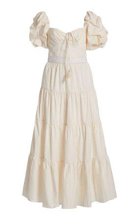 White Fairycore Dress