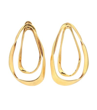 Hoops gold  Earrings